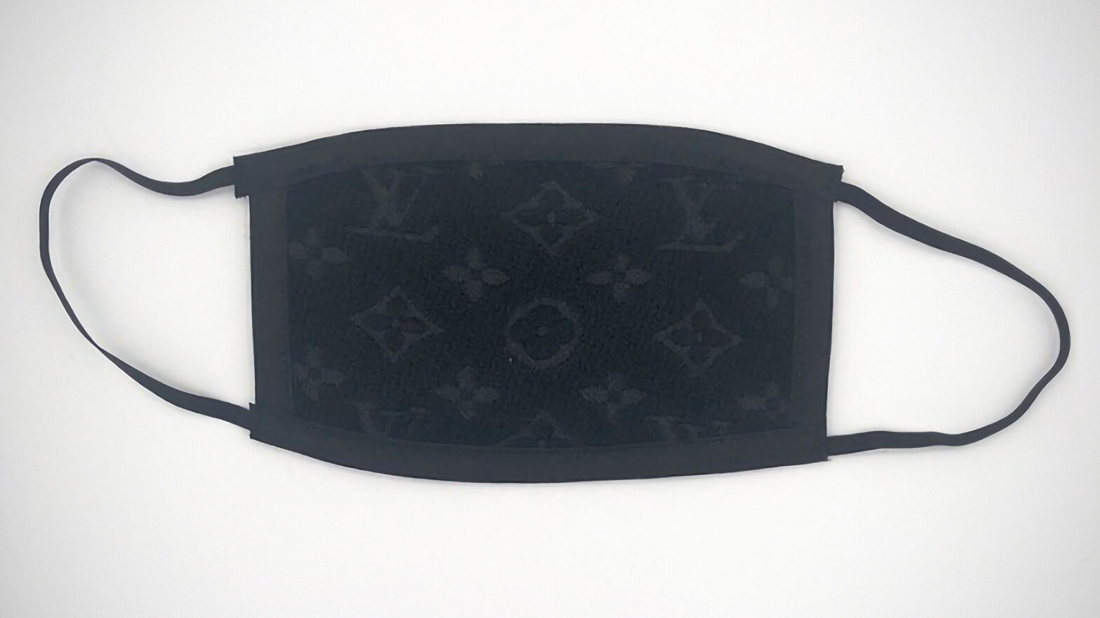Authentic Louis Vuitton Handmade Face Mask