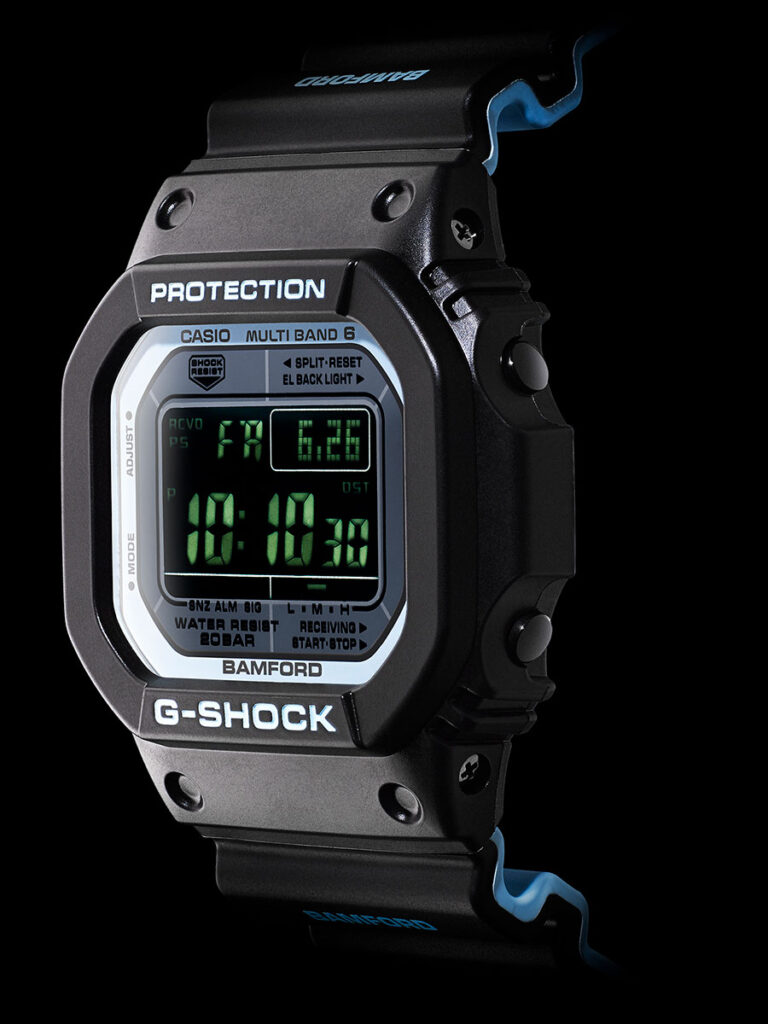 Bamford x G-Shock Limited Edition 5610 Watch