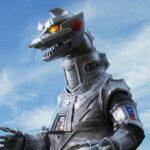 Straight From The 1975's <em>Godzilla</em> Flick Is This Toho 30 cm Series Mechagodzilla Figure