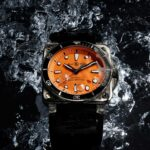 Bell & Ross BR 03-92 Diver Orange Makes Sure Even Plankton Will Notice Your Timepiece