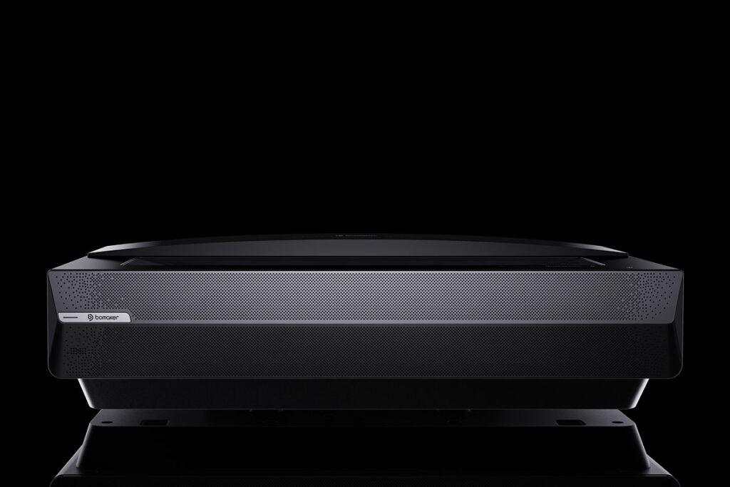 Bomaker Polaris 4K Ultra Short Throw Laser TV Indiegogo