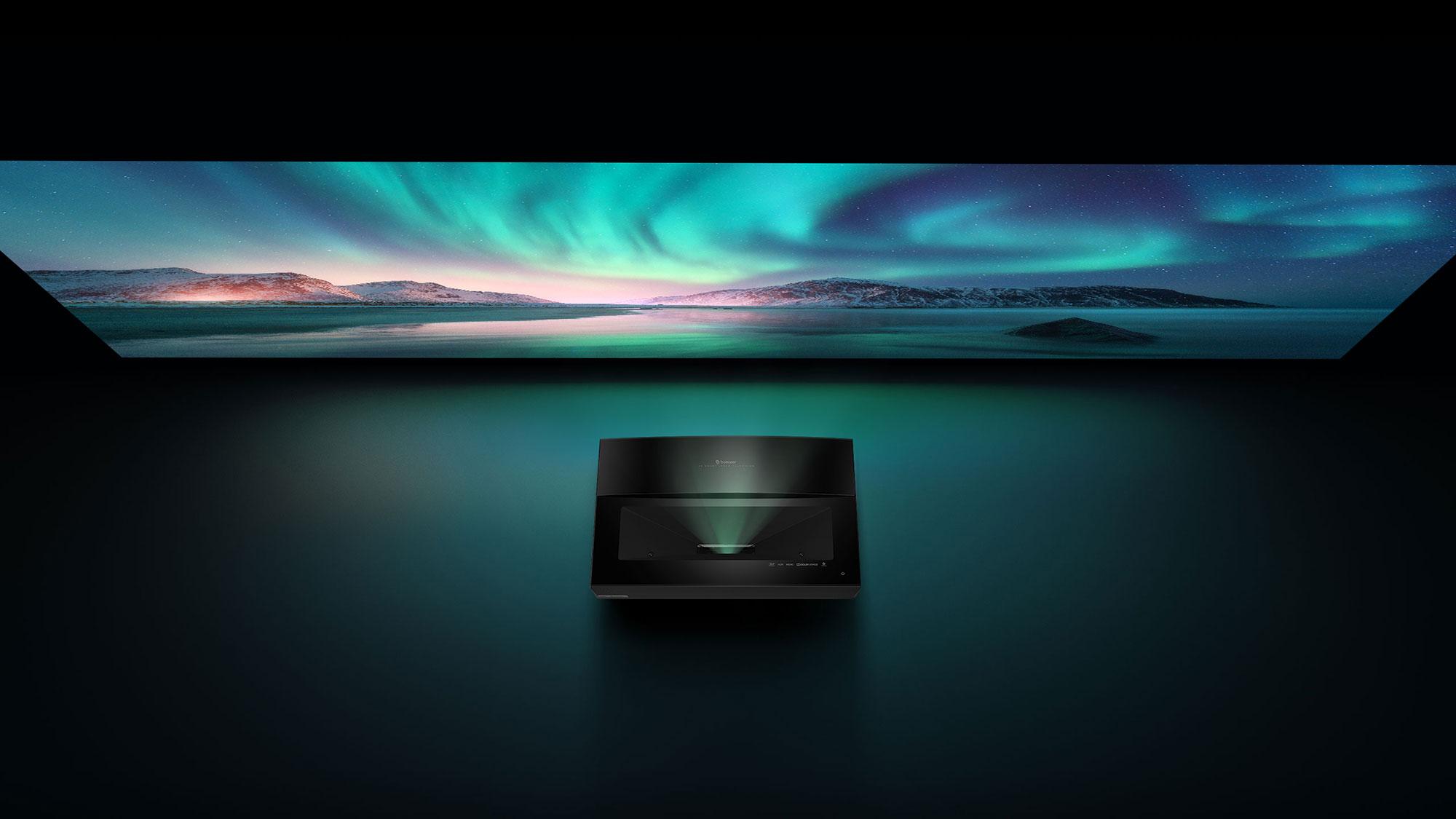 Bomaker Polaris 4K Ultra Short Throw Laser TV