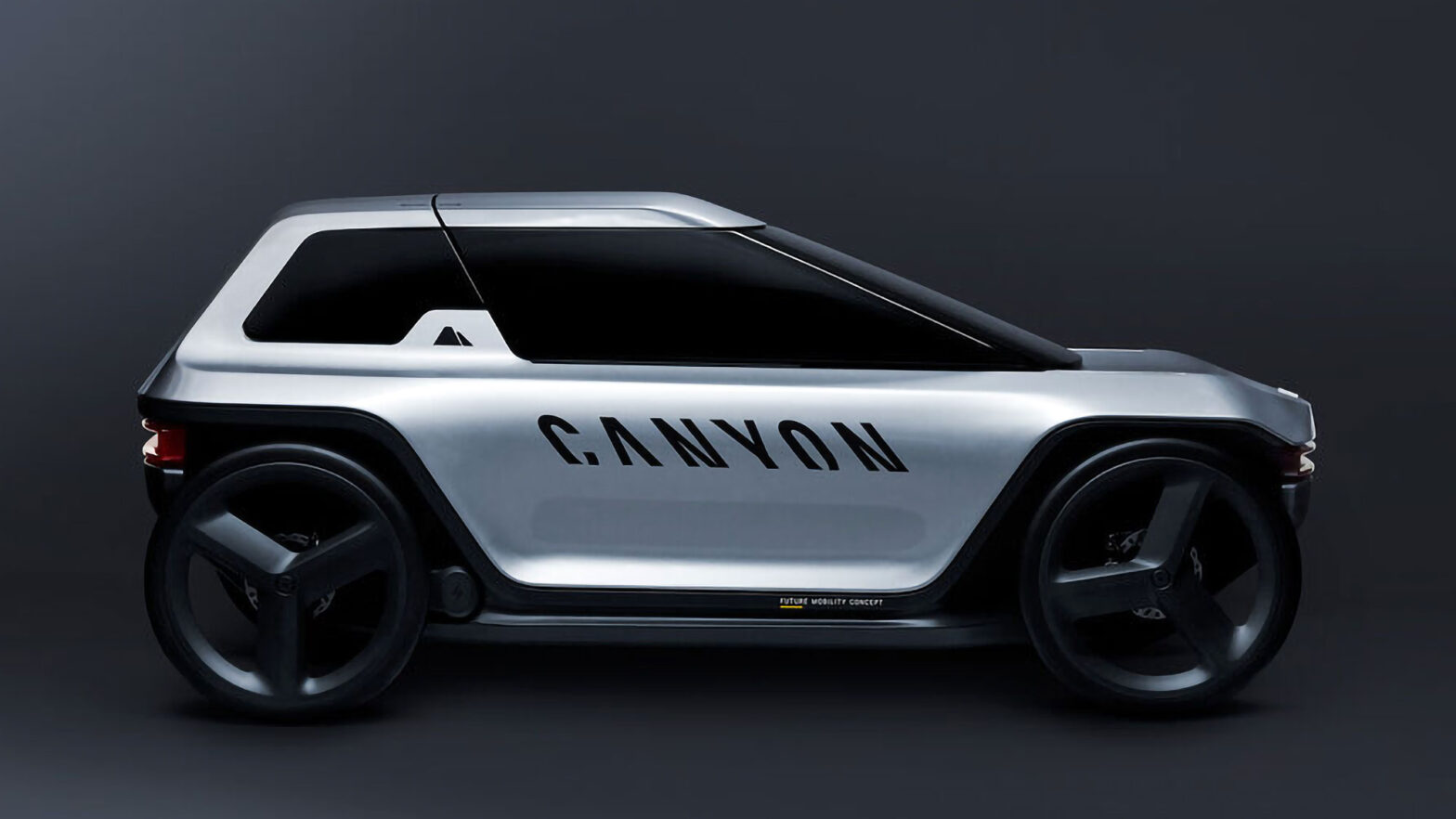Canyon Bicycles Future Mobility Concept