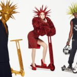 Christian Cowan x Segway: Fashion And Personal Mobility Collides