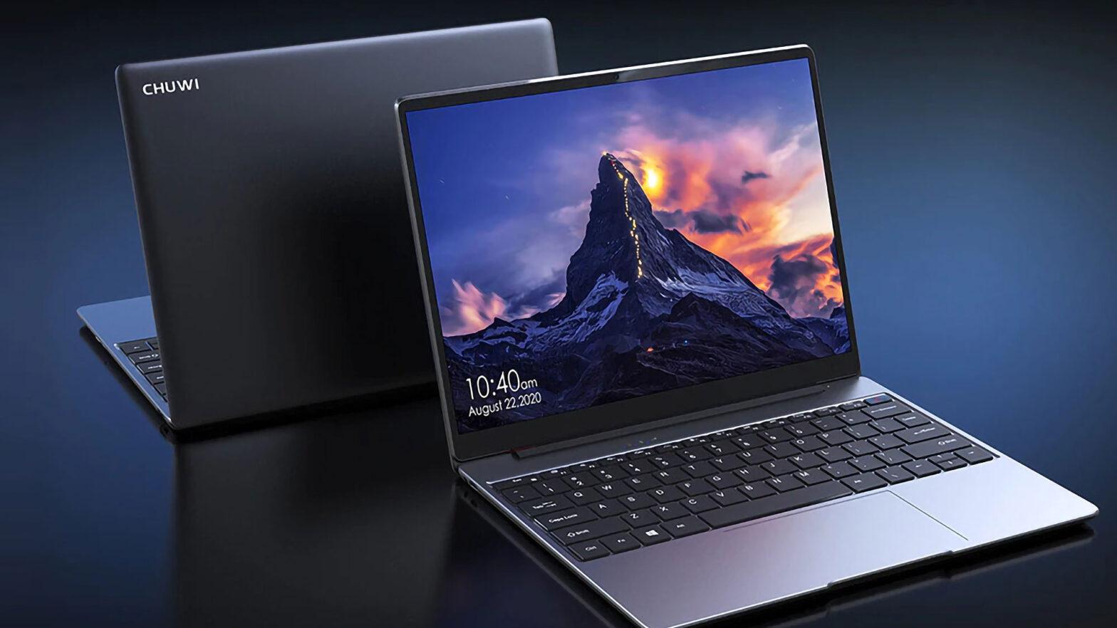 Chuwi GemiBook 13-inch 2K Display Laptop