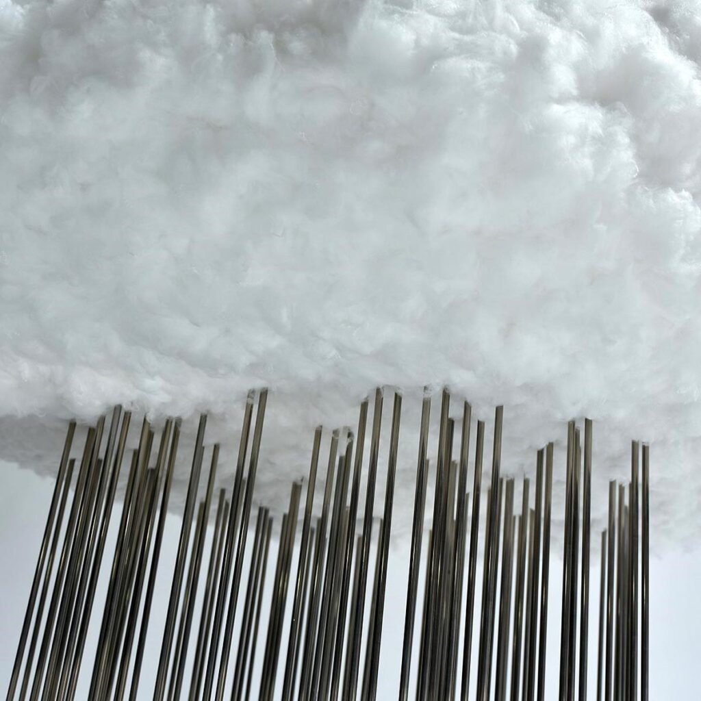 Cloud Chair by Shota Urasaki