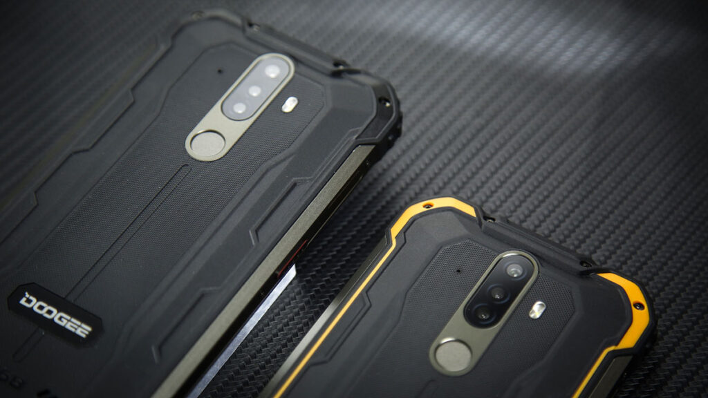 DOOGEE S58 Pro Rugged Android Smartphone