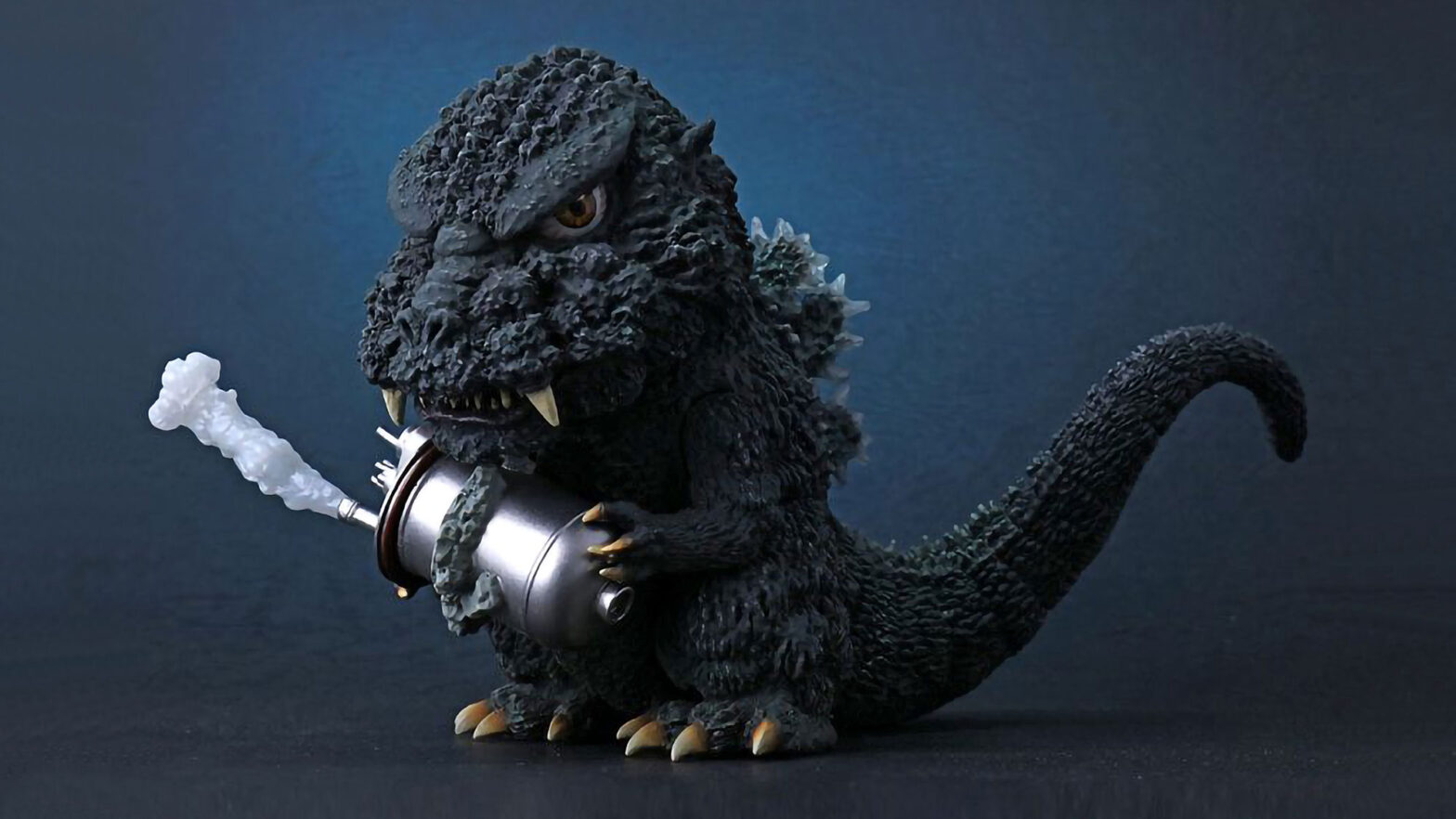 Defo-Real Godzilla 1984 Light Up Version Figure