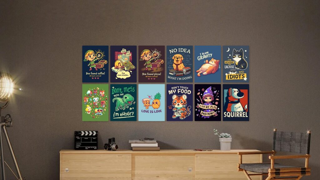 Displate Magnetically Mounted Metal Posters