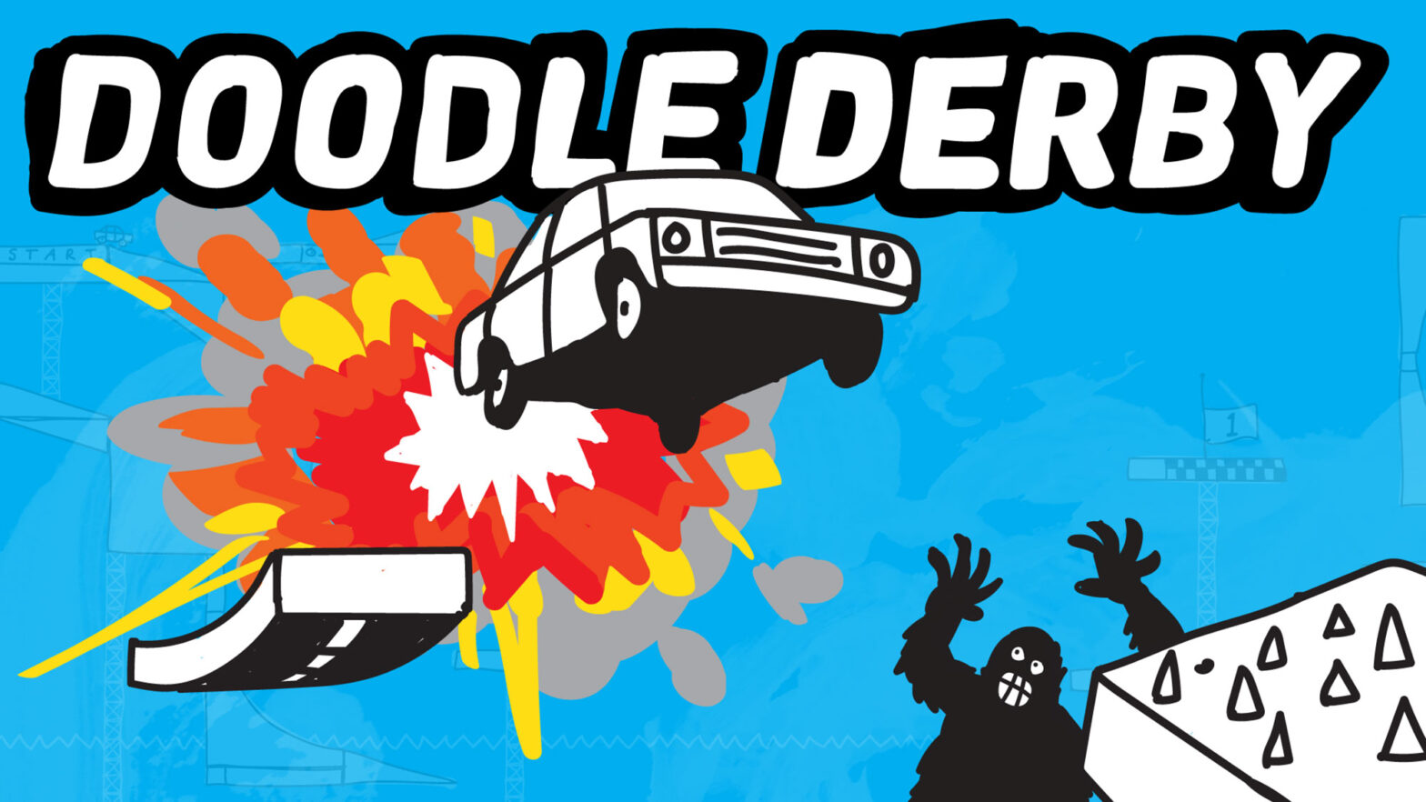 Doodle Derby Video Game Now Available On Steam