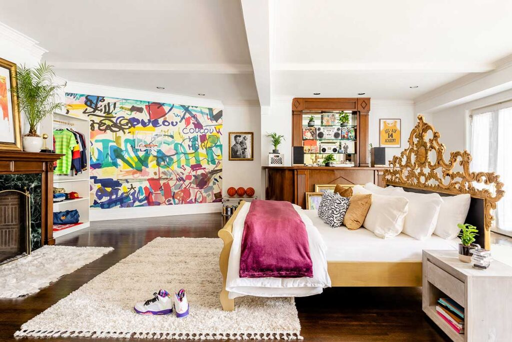 Fresh Prince of Bel-Air Airbnb Stay
