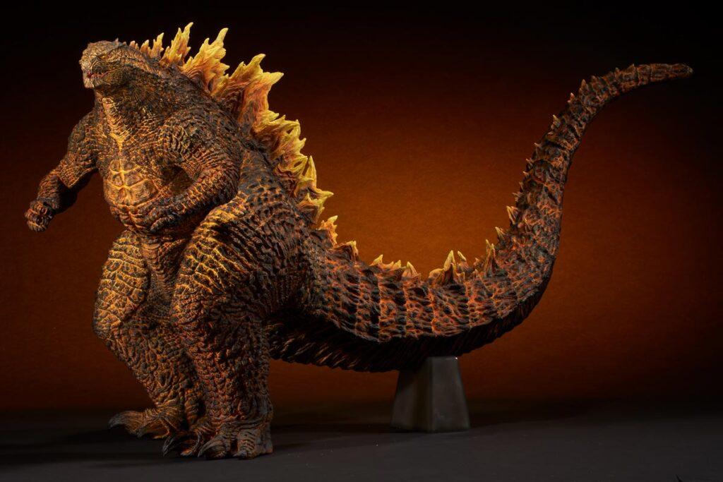 Gigantic Series Burning Godzilla 2019