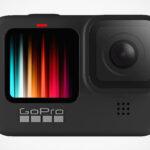 GoPro HERO9 Black Action Camera Has A Front-facing Color Display