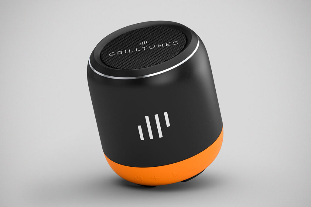 GrillTiunes Spatula with Integrated Music Control