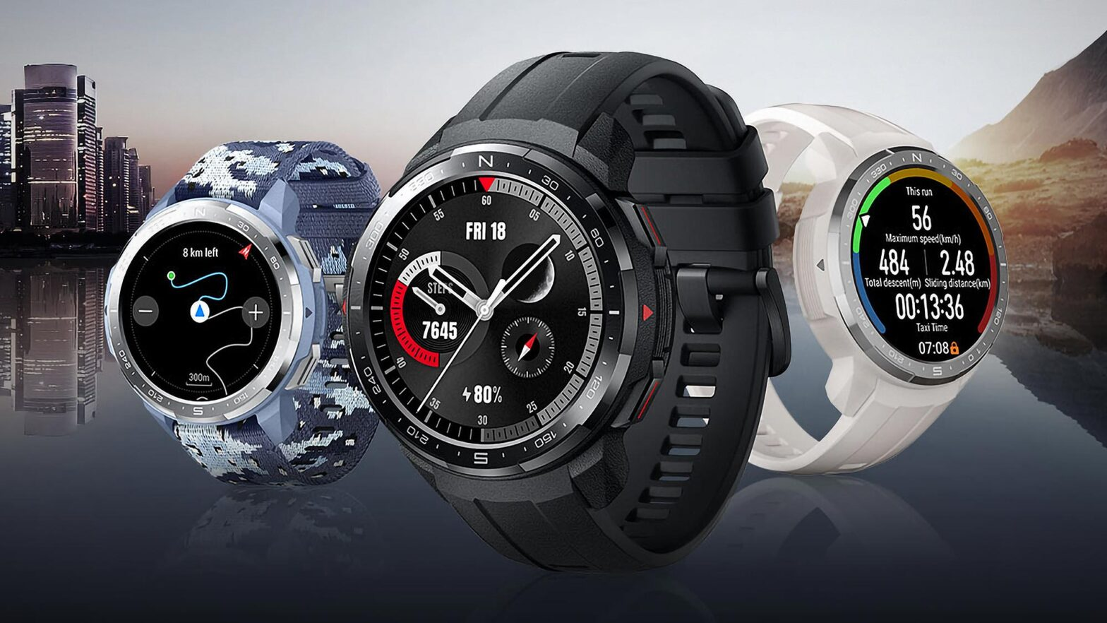 Honor Watch GS Pro Rugged Smartwatch