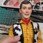 Hyperrealistic <em>Toy Story</em>'s Woody Figure Kind Of Creeps Me Out
