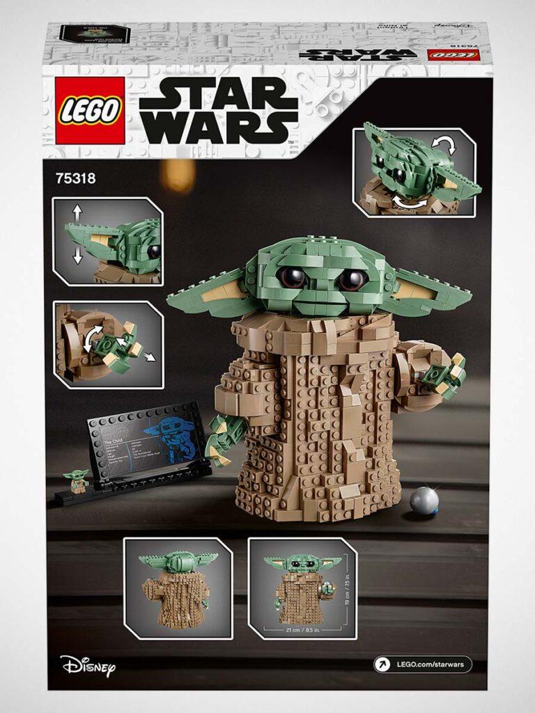 LEGO 75318 The Child Construction Set