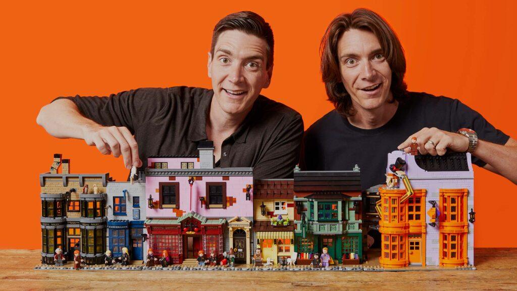 LEGO 75978 Harry Potter Diagon Alley Set