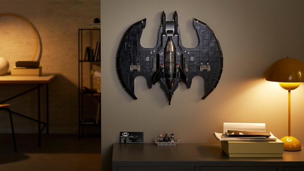 LEGO 76161 DC Batman 1989 Batwing Buildable Set