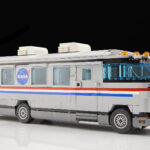 This LEGO MOC Of An Airstream NASA Astrovan Needs To Be An Official LEGO Set