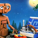 LEGO Ideas Submission <em>E.T.</em> Phone Phone Deserves To Be An Official LEGO Set