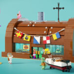 If Luck Has It, We Will Be Getting An Official LEGO <em>Spongebob Squarepants</em> Krusty Krab Diner