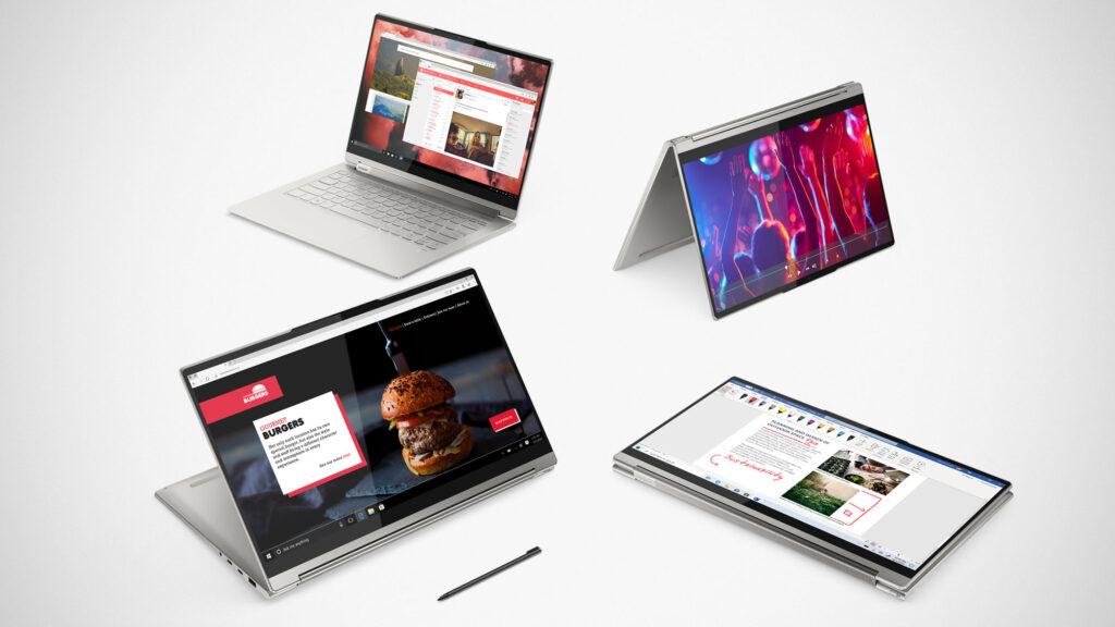 Lenovo Yoga 9i Convertible Laptop