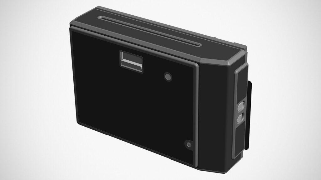 LomoGraflok 4x5 Instant Back