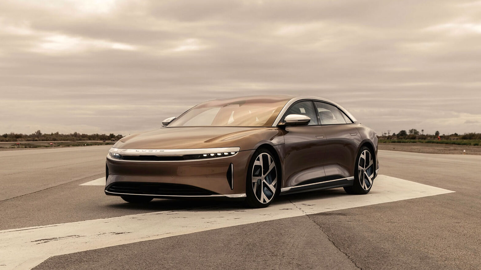 Lucid Air Luxury Electric Vehicle Price and Specs