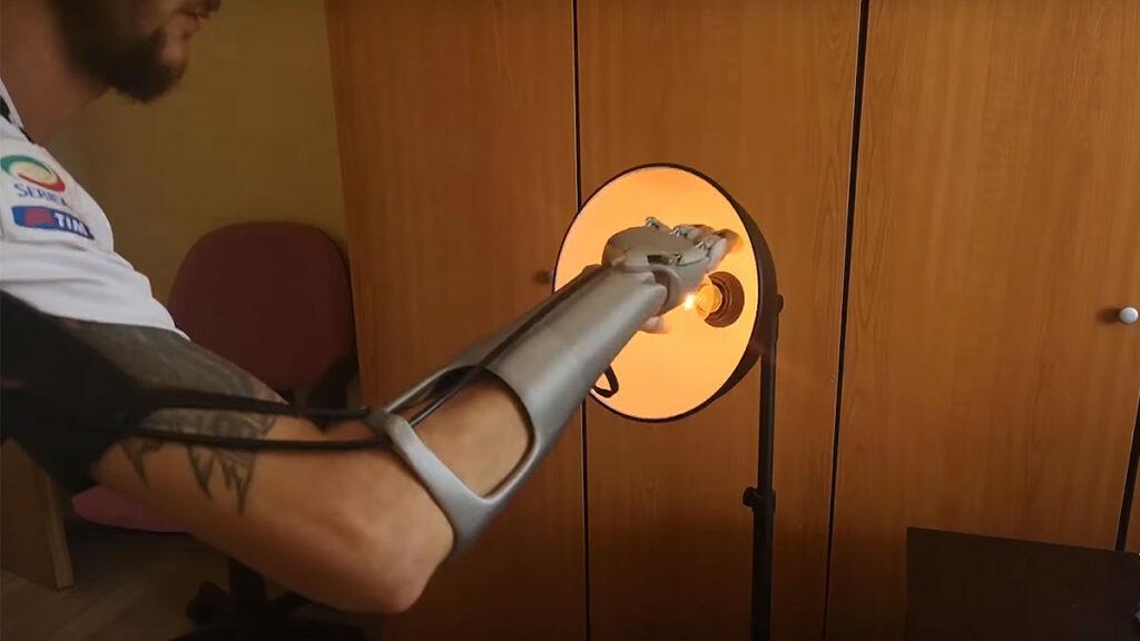 Maker Hand 3D Printed Prosthetic Hand