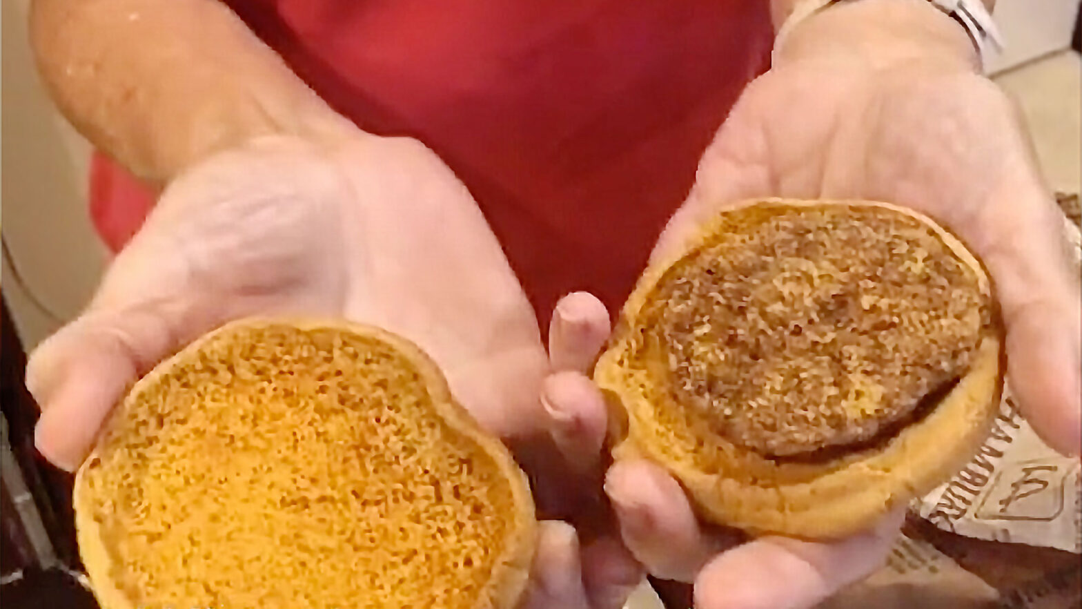 McDonald's Hamburger Kept for 24 Years Did Not Rot