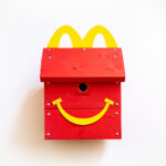 McDonald's Finland Wants To Provide Birds With Homes With Happy Meal Box-like Bird Boxes
