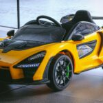 McLaren Senna Has Gone Electric… As A Kiddie Ride For Your Little Ones