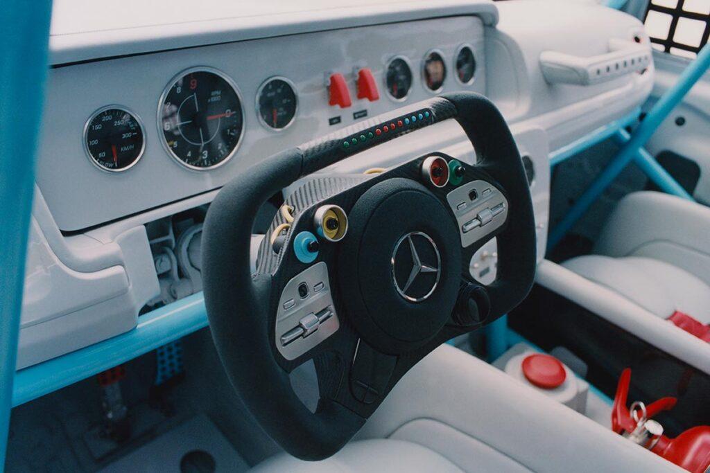 Mercedes-Benz x Virgil Abloh Project Geländewagen