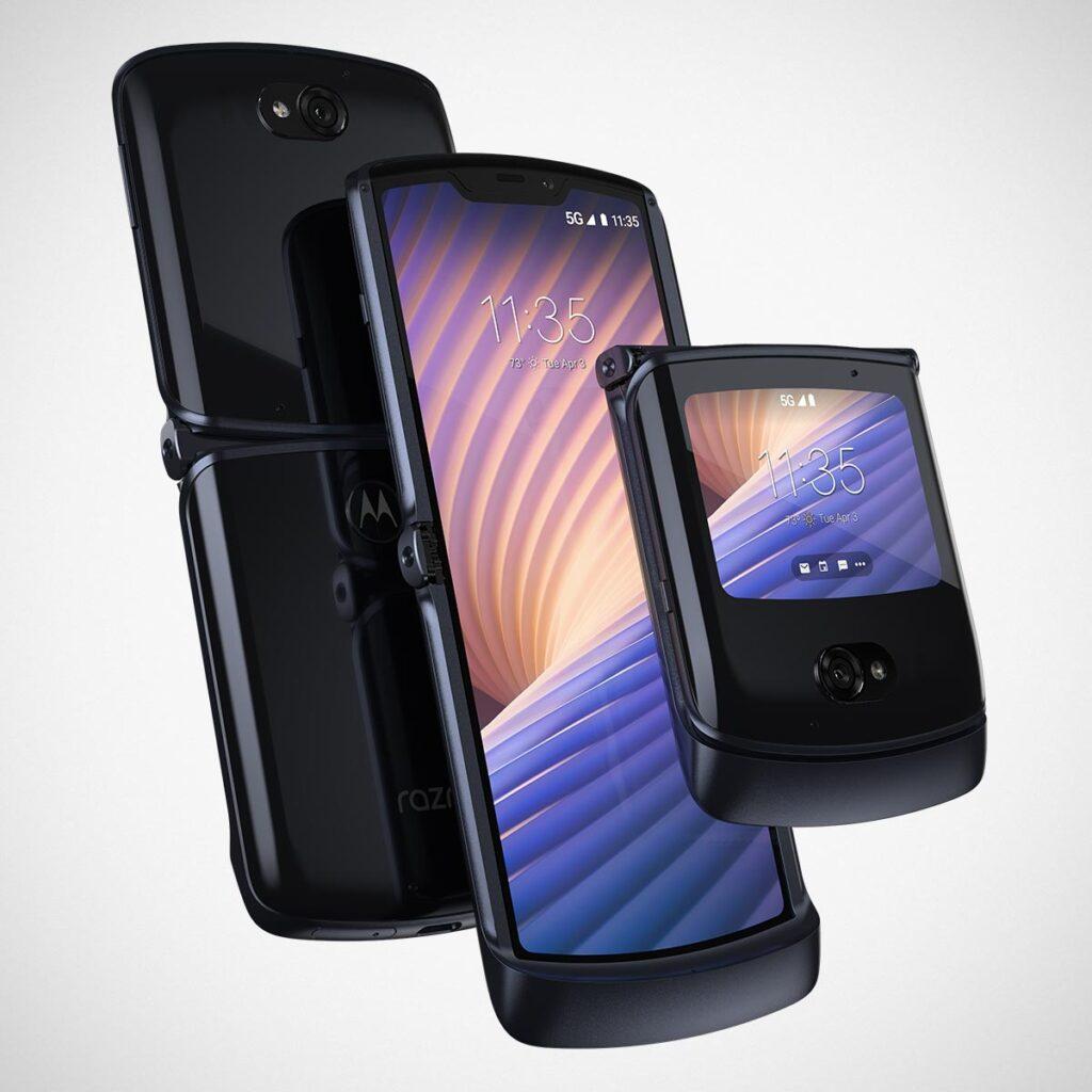 Motorola Razr Gen 2 Folding Smartphone with 5G