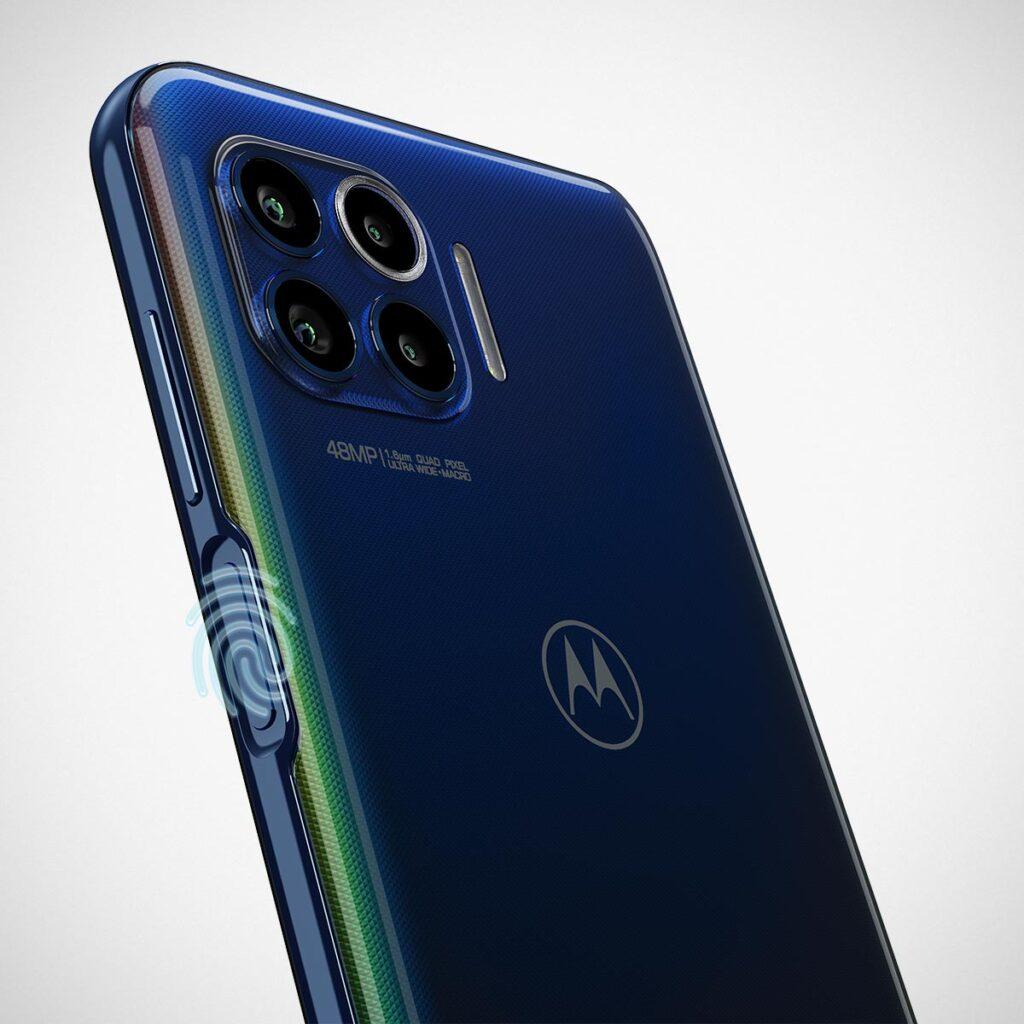 Motorola one 5G Android Smartphone