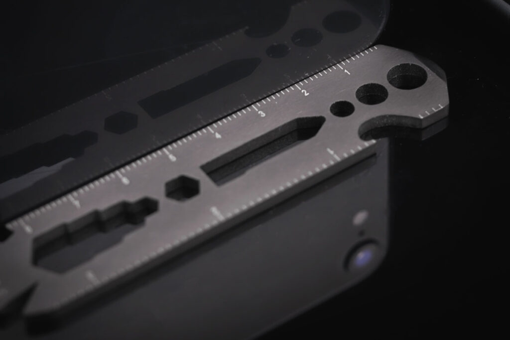 MultiRuler Multitool Ruler by Disc Brand Co.