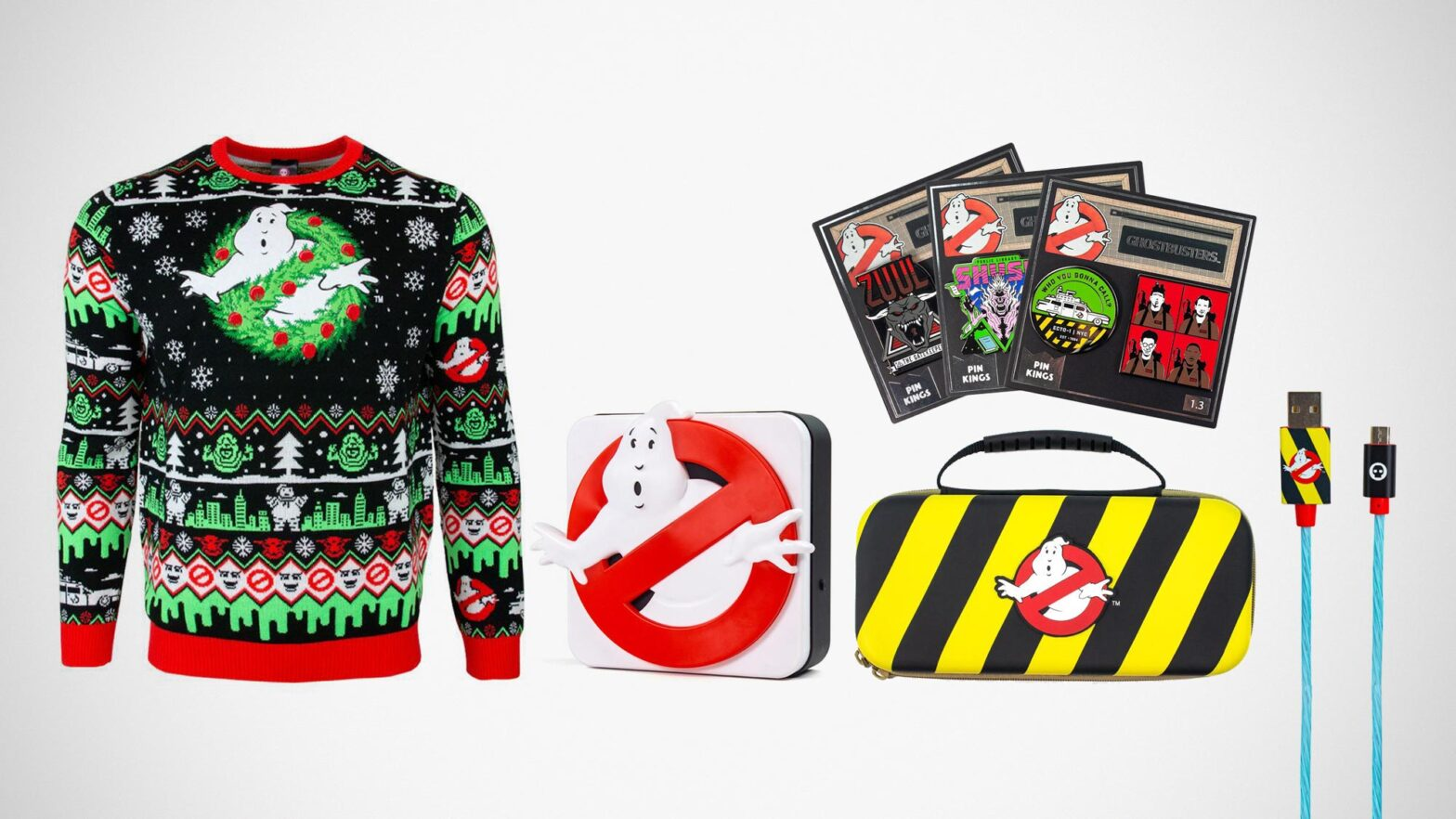 New Official Ghostbusters Merchandises