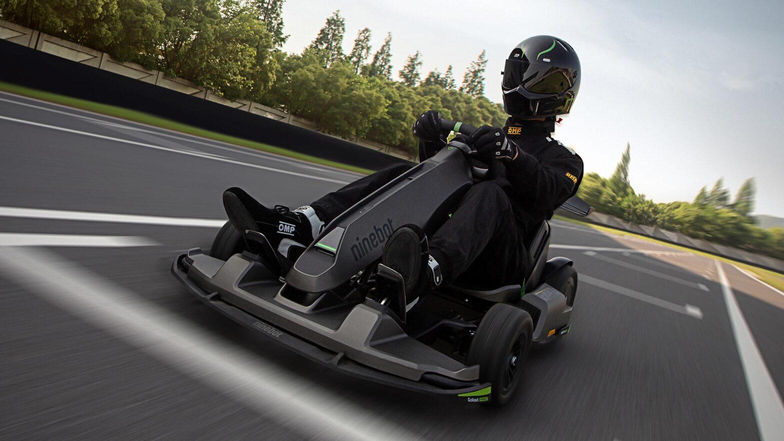 Ninebot Gokart PRO Electric Go-Kart