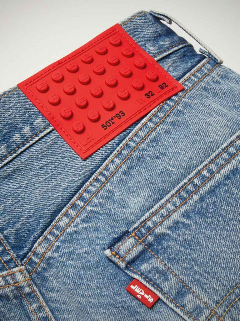Official Look at the Upcoming LEGO x Levi's Collection
