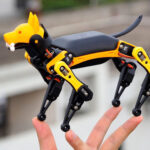 This Tiny Robot Dog Is Like Spot But Costs A Fraction Of Spot