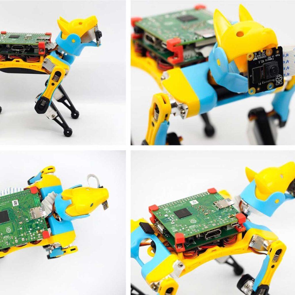 Petoi Bittle Palm-sized Robot Dog