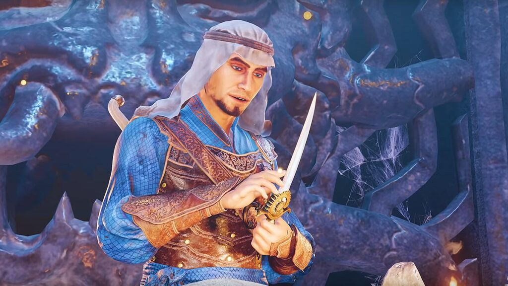 Prince of Persia: The Sands of Time Remake Trailer