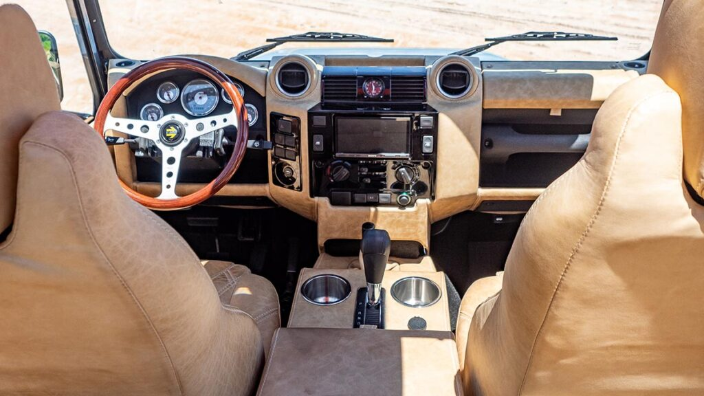 Project CL Custom Land Rover Defender 90