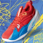 Puma RS-Dreamer <em>Super Mario 64</em> Basketball Shoes: Super Jump It Does Not Do