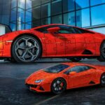 Ravensburger's Latest Collab With Lamborghini Lets You Piece Together A Huracán EVO