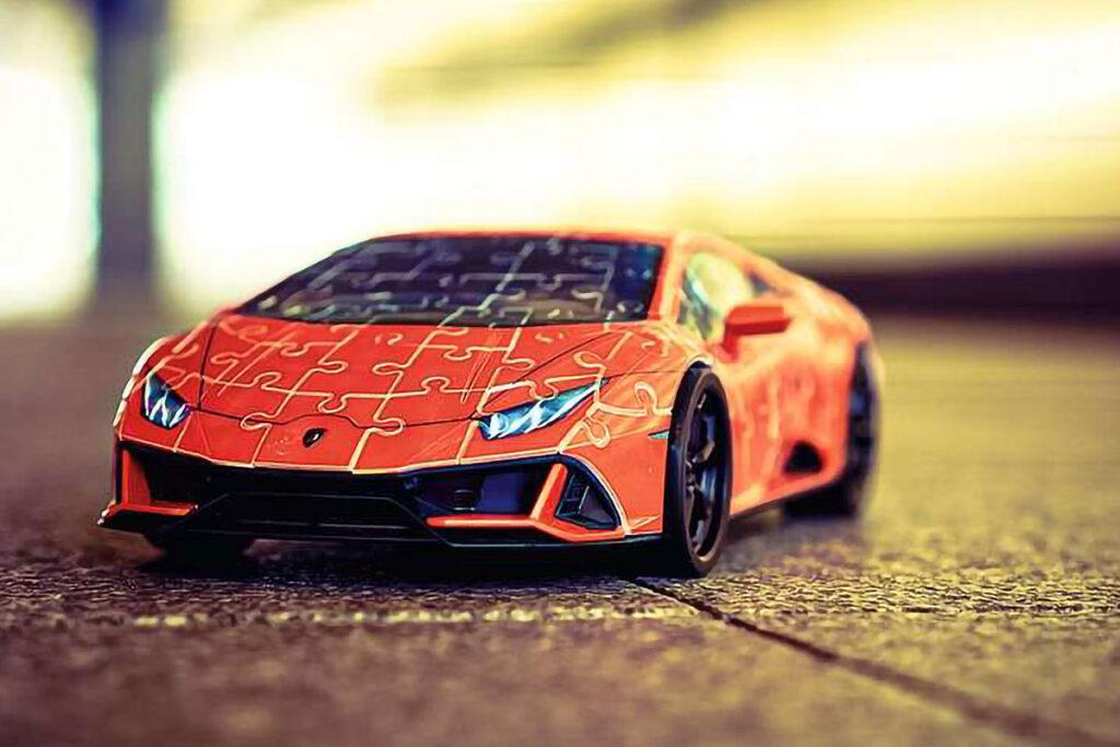 Ravensburger Lamborghini Huracán EVO 3D Puzzle