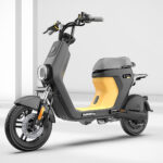Segway Brings eMoped C80 To The U.S. For A Special Price Of US$1,899