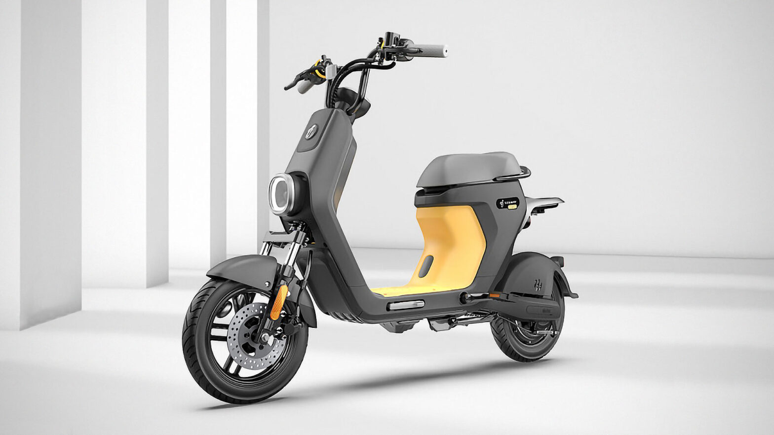 Segway Ninebot eMoped C80 Electric Bicycle