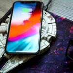 <em>Star Wars</em> Millennium Falcon Wireless Charging Pad. Need We Say More?